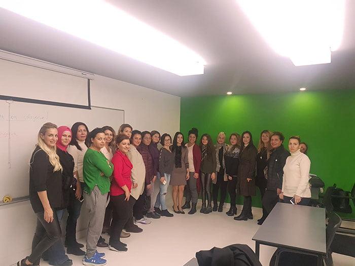 Pervin Ahmedova ile Kadın Çalışmaları